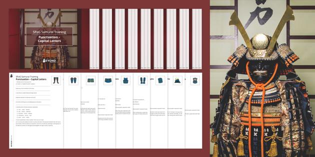 new spag samurai ks3 gcse punctuation worksheets. Black Bedroom Furniture Sets. Home Design Ideas
