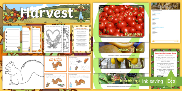 Harvest-Themed Intergenerational Toddler Singing Group Resource Pack - Intergenerational Ideas, harvest, singing, ideas, support, activities, care givers, activity coordin