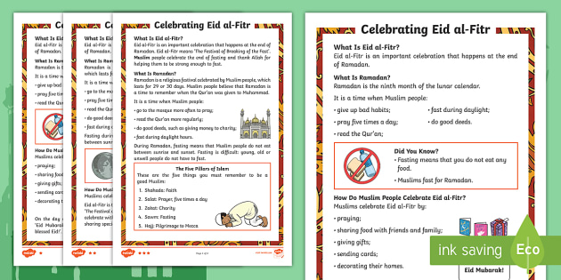 Fantastic Australia Eid Al-Fitr Decorations - t-re-364-ks1-eid-alfitr-differentiated-fact-file_ver_2  Snapshot_782865 .jpg