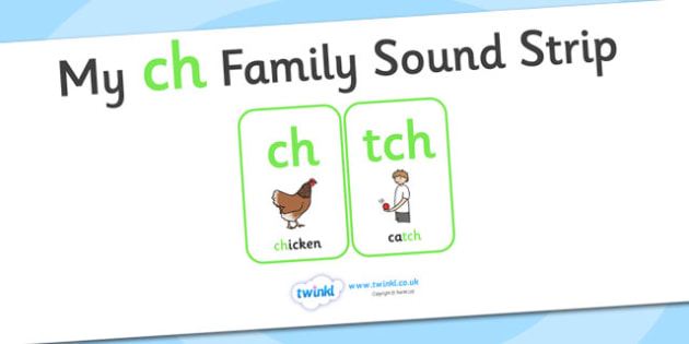 My ch Family Sound Strip - family sound strip, sound strip, my family sound strip, my ch sound strip, ch sound strip, ch family sound strip