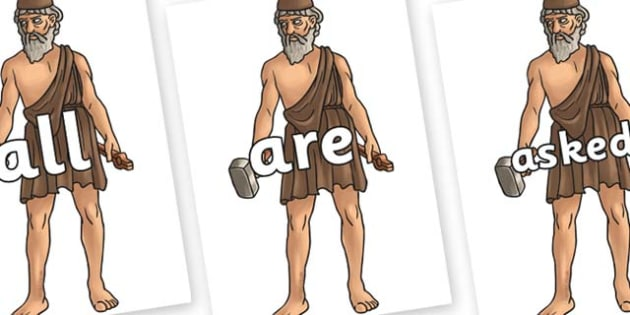 Tricky Words on Hephaestus - Tricky words, DfES Letters and Sounds, Letters and sounds, display, words