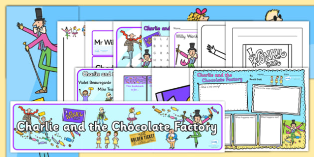 resource pack to support teaching on charlie and the chocolate resource pack to support teaching on charlie and the chocolate factory charlie and the chocolate