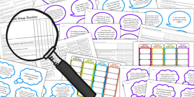 2014 Curriculum Year 2 English Reading Assessment Resource Pack