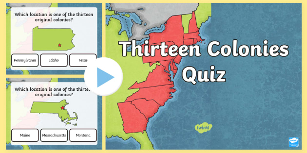 13 original colonies quiz powerpoint game american revolution 13 original colonies quiz powerpoint game american revolution georgia virginia connecticut toneelgroepblik Image collections