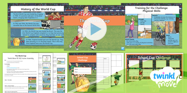 New twinkl move pe ks2 the world cup active assembly new twinkl move pe ks2 the world cup active assembly football gumiabroncs Gallery