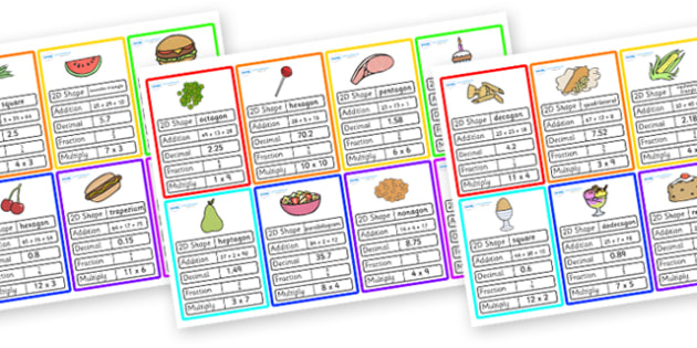 Food Themed Highest Value Card Game - food, food top trumps, top trumps, card game, food card game, values game, values card game