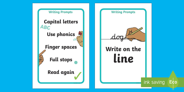 IKEA Tolsby Sentence Writing Prompt Frame - IKEA Tolsby Prompt Frame, writing, ks1, english, literacy, hints, prompts, support, guide, self-asse