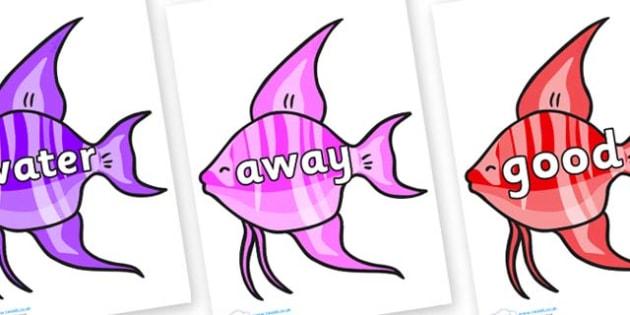 Next 200 Common Words on Angelfish - Next 200 Common Words on  - DfES Letters and Sounds, Letters and Sounds, Letters and sounds words, Common words, 200 common words