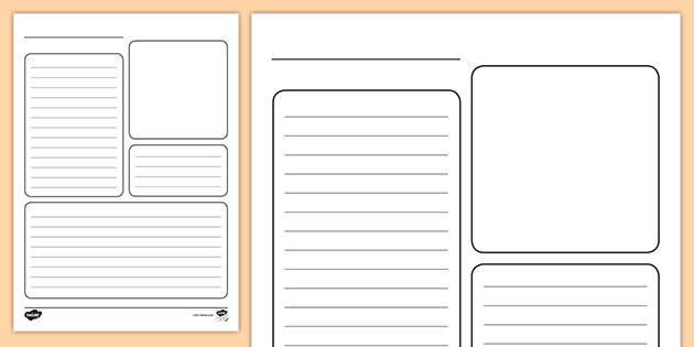 Free Fact Sheet Template from images.twinkl.co.uk