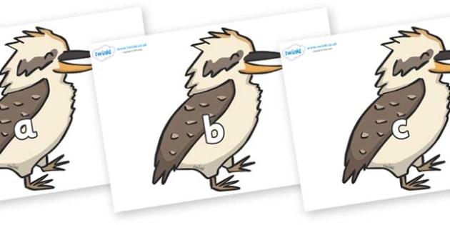 Phase 2 Phonemes on Kookaburras - Phonemes, phoneme, Phase 2, Phase two, Foundation, Literacy, Letters and Sounds, DfES, display