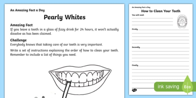 pearly whites australia instructions