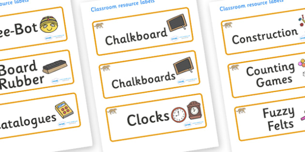 Leopard Themed Editable Additional Classroom Resource Labels - Themed Label template, Resource Label, Name Labels, Editable Labels, Drawer Labels, KS1 Labels, Foundation Labels, Foundation Stage Labels, Teaching Labels, Resource Labels, Tray Labels,