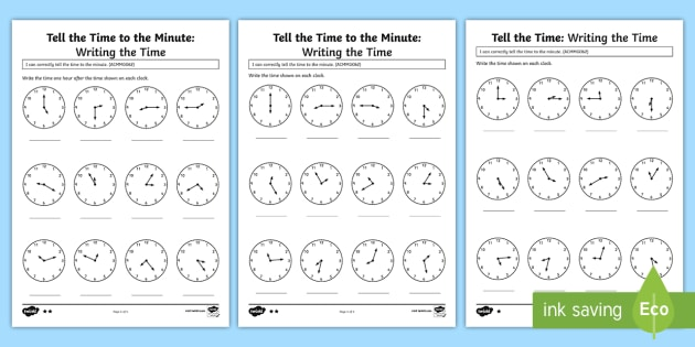 year 3 tell and write the time differentiated worksheet worksheets f 3. Black Bedroom Furniture Sets. Home Design Ideas