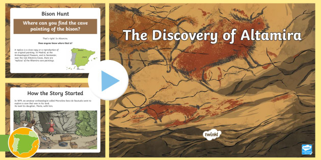 Altamira cave paintings ppt to pdf