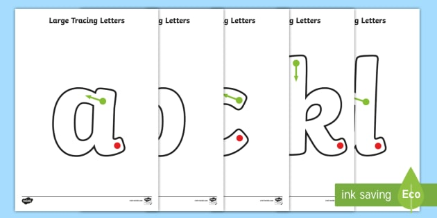 graphic relating to Tracing Alphabet Printable identify Huge A-Z Tracing Letters - tracing letters, handwriting