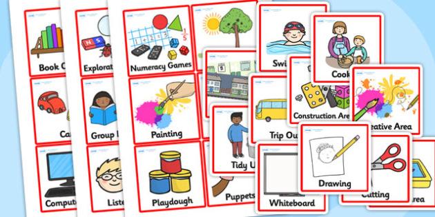 Pupil Activity Cards - pupil activity, cards, activity cards