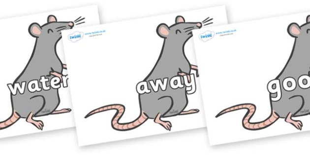Next 200 Common Words on Rats - Next 200 Common Words on  - DfES Letters and Sounds, Letters and Sounds, Letters and sounds words, Common words, 200 common words