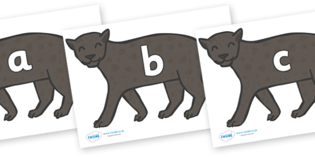 Phase 2 Phonemes on Panthers - Phonemes, phoneme, Phase 2, Phase two, Foundation, Literacy, Letters and Sounds, DfES, display