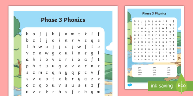 Spelling Word Search For Kids A Fun Way To Learn /& Improve Skills Ages 5-7