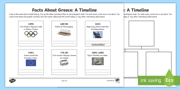 Facts about greece timeline worksheet activity sheets ks2 facts about greece timeline worksheet activity sheets ks2 facts about greece modern ibookread Download