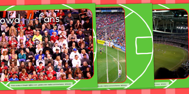 AFL Australian Football League Photo PowerPoint - sport, football