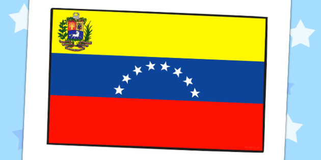 Editable Venezuela Flag - venezuela, countries, flag, display
