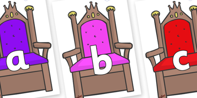 Phoneme Set on Thrones - Phoneme set, phonemes, phoneme, Letters and Sounds, DfES, display, Phase 1, Phase 2, Phase 3, Phase 5, Foundation, Literacy