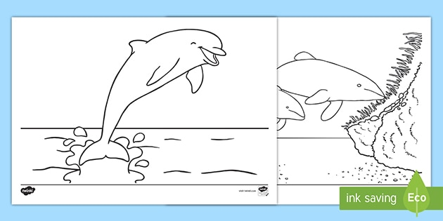t tp 7080 dolphin colouring pages ver 2