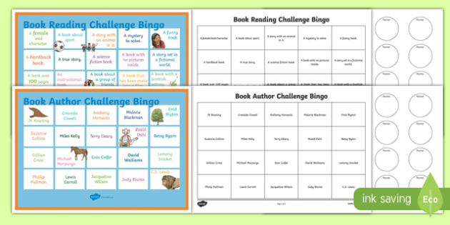 Scottish Reading Challenge Bingo Activity Pack-Scottish