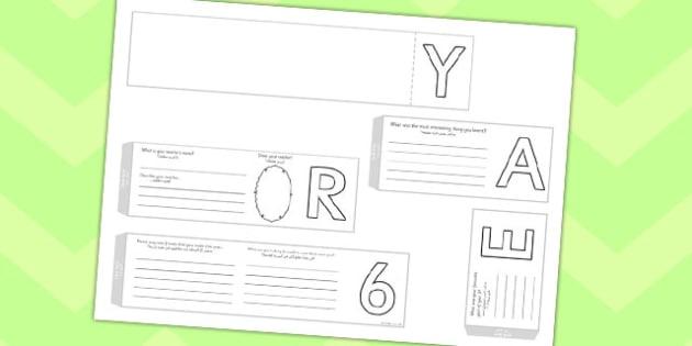 Year 6 Write Up Booklet Arabic Translation - arabic, year 6, write up