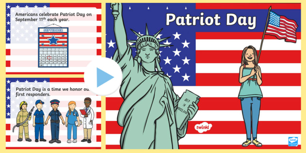 patriot day powerpoint patriot day 9 11 september 11th 9 11