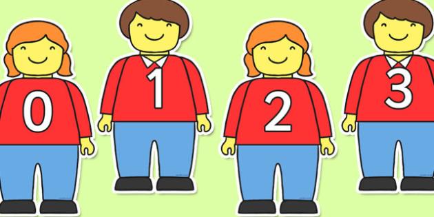 0-31 On Building Brick Figures - building, brick, figures, 0-31