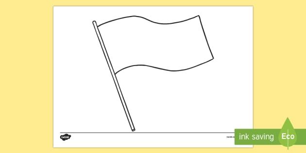 Doodle Draft Flag Activity Sheet-Irish - ROI, Ireland, doodle, draft, sketch, starter, creative, drawing, art, activity sheet,Irish, workshee