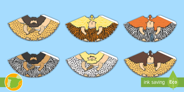 Maqueta Prehistoria