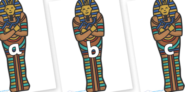 Phase 2 Phonemes on Sarcophagus - Phonemes, phoneme, Phase 2, Phase two, Foundation, Literacy, Letters and Sounds, DfES, display