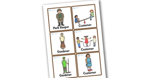 Role Play Badges to Support Teaching on Percy the Park Keeper - Percy the park keeper, role play, percy the park keeper badges, percy the park keeper role play, badges