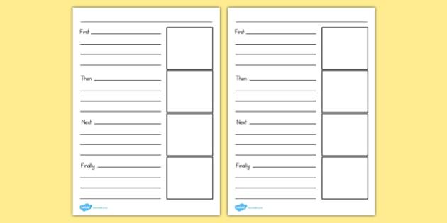 Recount Writing Frames - australia, recount, writing frames