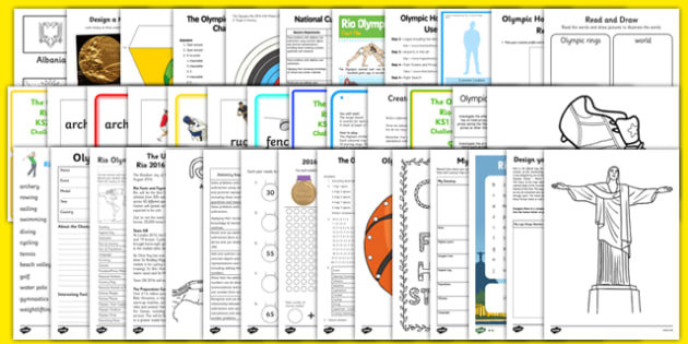 Parent 2016 Olympics  Resource Pack