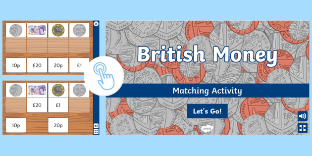 interactive coins for smartboard uk
