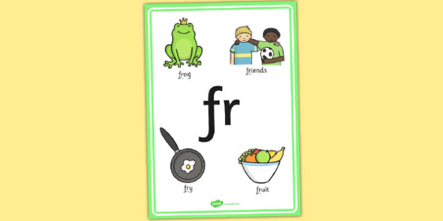 Phase 4 fr Initial Blend Poster - phase four, blends, literacy