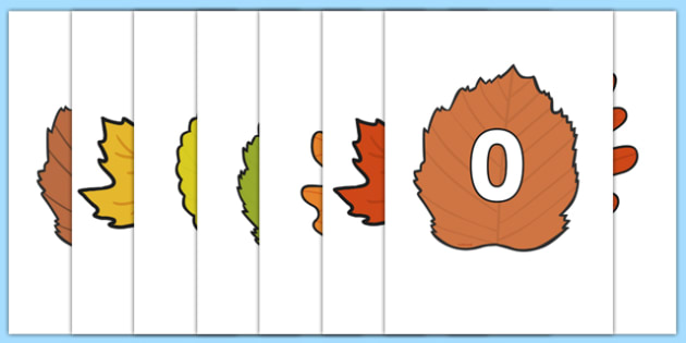 0-50 on Autumn Leaves - 0-50, autumn leaves, autumn, leaves, season