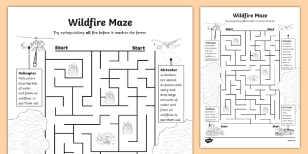 Alberta's Wildfire Maze - canada, Alberta, wildfire, fire, natural disaster, communication, speaking, discussion