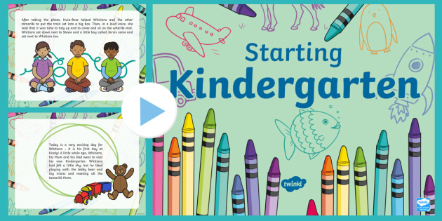 starting kindergarten powerpoint new zealand back to school