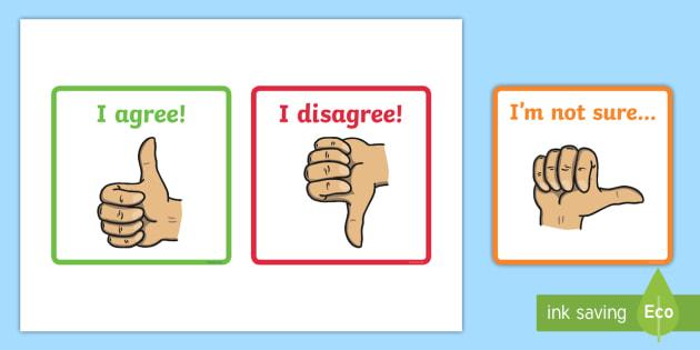 Pupil Voting Cards - pupil voting cards, pupil, voting, cards, flashcard, agree, disagree, not sure, vote, children, election