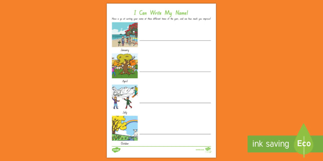 I Can Write My Name! Pencil Control Worksheet / Activity Sheets - New Zealand Back to School,Writing,Letter formation,Pencil control,Fine motor,Literacy,Template