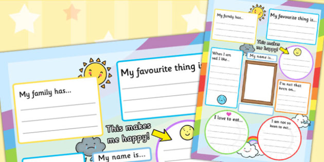 Child Information Sheet For Nursery - Early, years, details