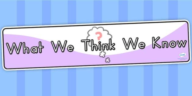 Brainstorm Banners -  header, display header, display banner