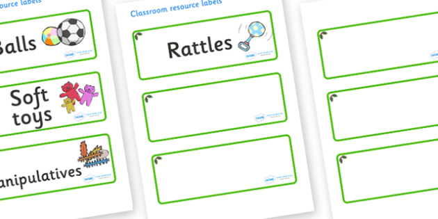 Holly Themed Editable Additional Resource Labels - Themed Label template, Resource Label, Name Labels, Editable Labels, Drawer Labels, KS1 Labels, Foundation Labels, Foundation Stage Labels, Teaching Labels, Resource Labels, Tray Labels, Printable la