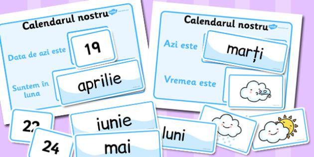 Calendarul naturii - Cartonașe - calendarul naturii, calendar, cartonașe, imagini, întâlnirea de dimineață, materiale, materiale didactice, română, romana, material, material didactic