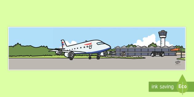 Airport Small World Background - airport, small world, background, holidays, plane aeroplane,